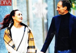 Shopping prematrimoniale per Ambra e Massimiliano Allegri