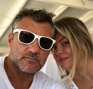 Christian Vieri e Costanza Caracciolo verso le nozze spuntan