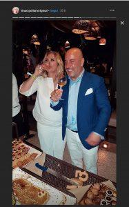 Tina Cipollari Vincenzo Ferrara compie 50 anni e lei organiz