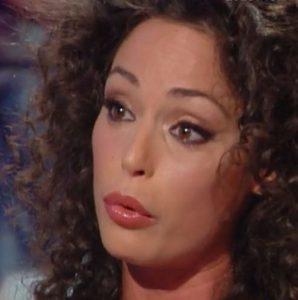 Raffaella Fico paparazzata in pubblico con Francesco l'ex di