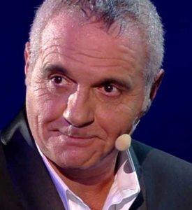 Giorgio Panariello in lacrime dalla Venier non ho mai conosc