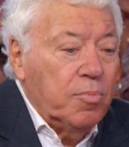 Nicola Pietrangeli gaffe in tv Caterina Balivo costretta ad intervenire