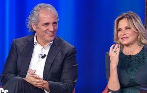 Simona Ventura annuncia le nozze con Giovanni Terzi sarà entro il 2020