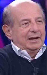 Giancarlo Magalli coinvolto in un'incidente auto distrutta dopo lo schianto