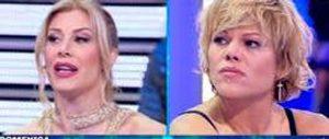 Floriana Secondi attacca Paola Caurso a Domenica Live