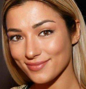 Soleil Sorge battaglia via social contro Karina Cascella tor