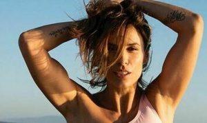 Elisabetta Canalis manda in delirio i fan per una foto su Instagram