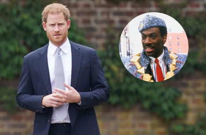 Harry, come «Il principe cerca moglie»